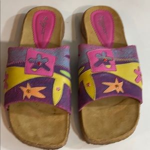 Arteffects sandals size 10